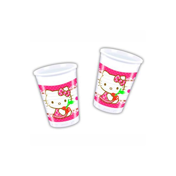 Krus - Hello Kitty - 8 stk