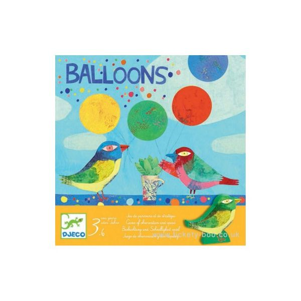 Spil - Balloons - Djeco