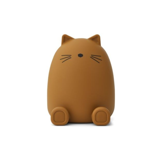 Sparebøsse - Palma money bank - Cat mustard - Liewood