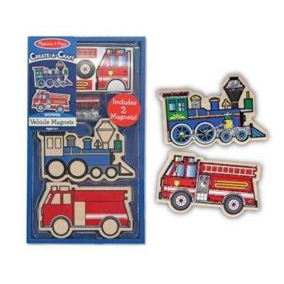 Lav egne magneter med biler på