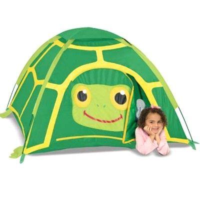 Legetelt - skildpadde