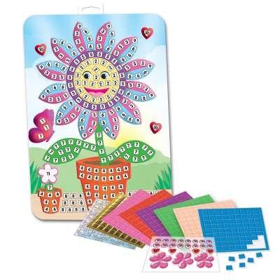 Mosaik - blomst, Daisy