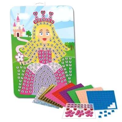 Mosaik - prinsesse
