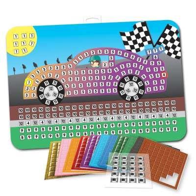 Mosaik - racerbil