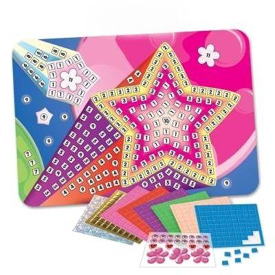 Mosaik - stjerneskud