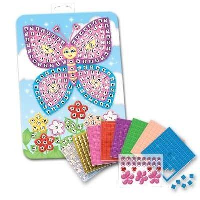 Mosaik - sommerfugl