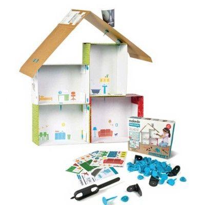 Find dele og lav et dukkehus