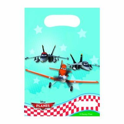 Slikposer - Planes - 6 stk
