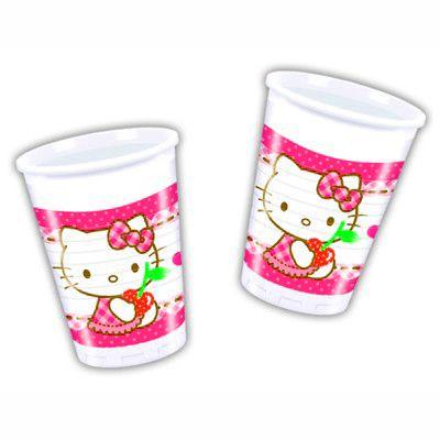 Krus - Hello Kitty - 8 stk