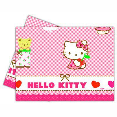 Dug til børnefødselsdagen - Hello Kitty