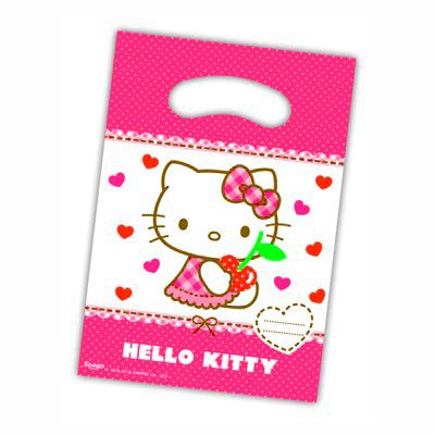 Slikposer - Hello Kitty - 6 stk