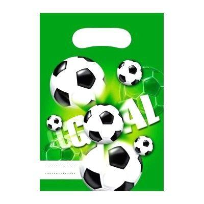 Slikposer - fodbold - 6 stk