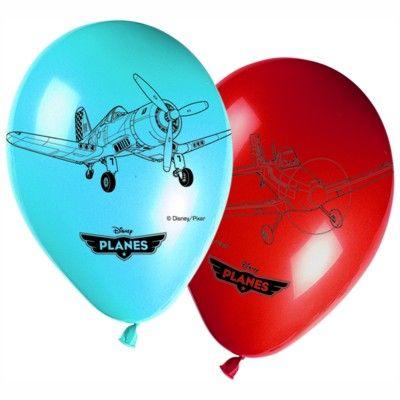 Balloner - Planes - 8 stk