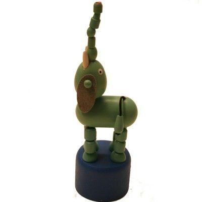 Push-up figur - Elefant
