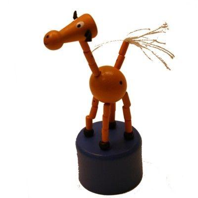 Push-up figur - Giraf