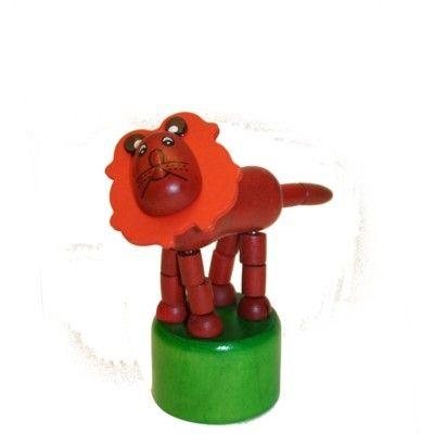 Push-up figur - Løve