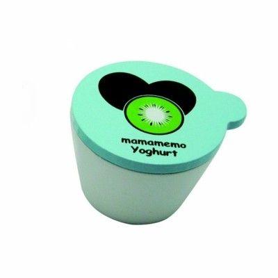 Legemad - Yoghurt i træ - kiwi