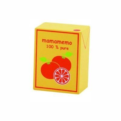 Legemad - Juicebrik - appelsin