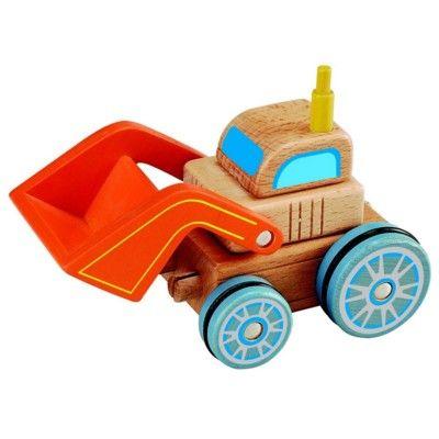 Bil i træ - byg selv - økologisk fra EverEarth