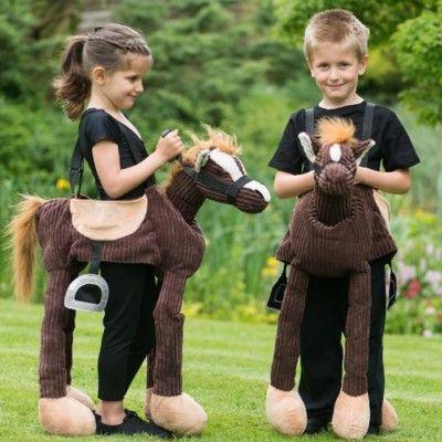 Udklædning - Hest, 2 til 6 år