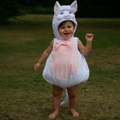 Kostume til en kat - 12-18 måneder