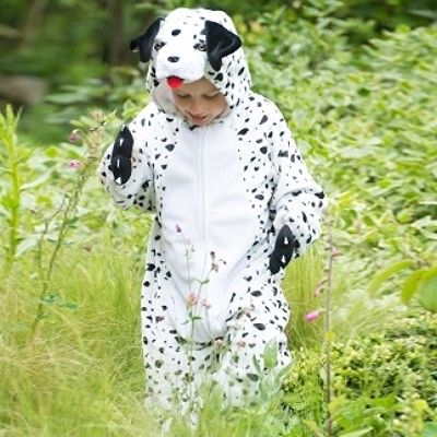 Dalmatinerdragt, 3-5 år
