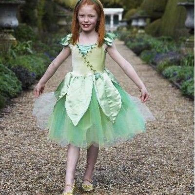 Fe kjole - skovfe, 6-8 år
