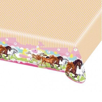 Dug til børnefødselsdagen - heste