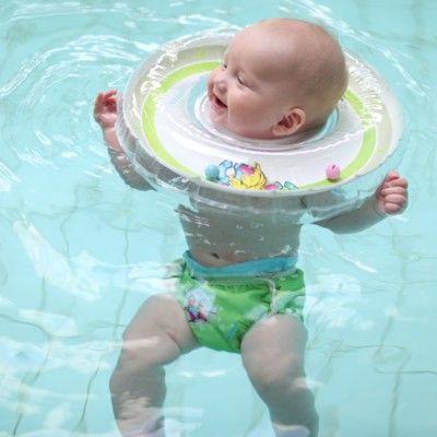 Swimava - badering til baby