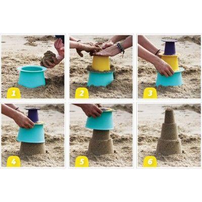 Leg i sandet - alto - build like a prof