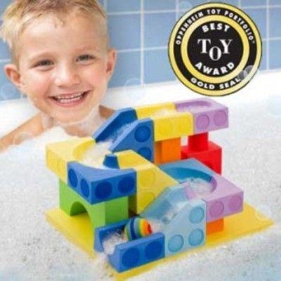 Badelegetøj - klodser til badet