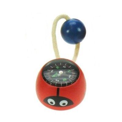 Kompas - Mariehøne