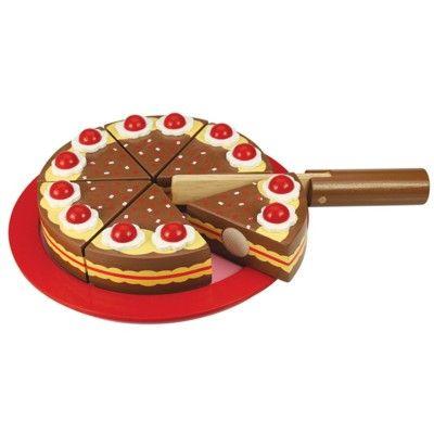 Legemad - Chokoladekage - Bigjigs
