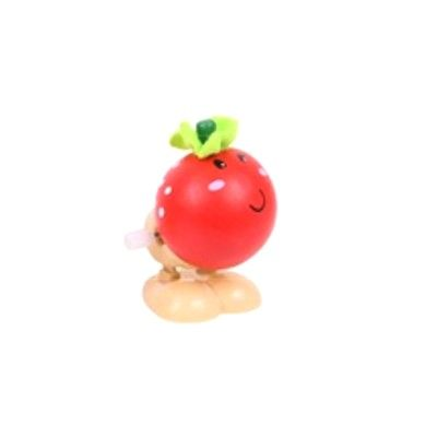 Hoppende frugt - jordbær