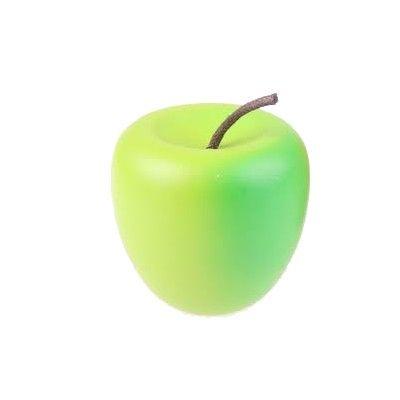 Legemad - æble i træ, grønt