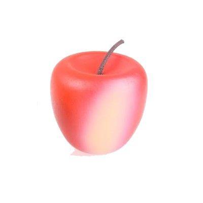 Legemad - æble i træ, rødt