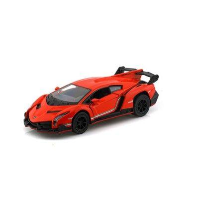 Bil i metal - Lamborghini Veneno, orange