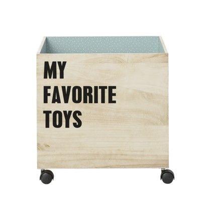 Opbevaringskasse - My favourite toys - Bloomingville