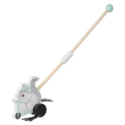Gå legetøj - egern på hjul - Bloomingville