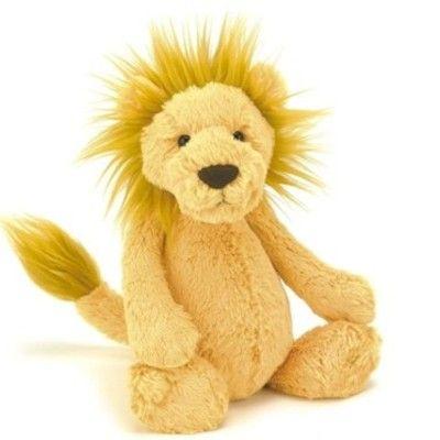 Løve - tøjdyr - 30 cm - Jellycat