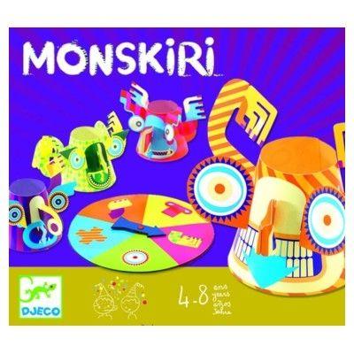Spil - Monskiri - perfekt til fødselsdagsfesten - Djeco