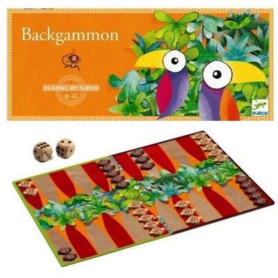 Spil - Backgammon