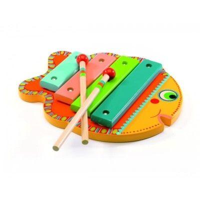 Xylofon i træ - animambo - Djeco