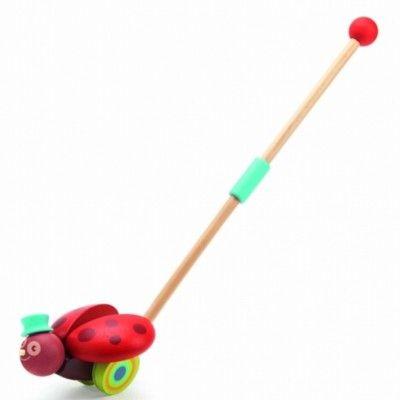 Gå legetøj - mariehønen Charlie
