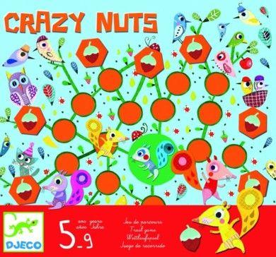 Spil - Crazy nuts