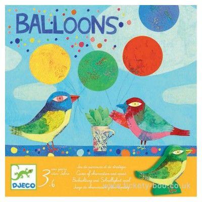 Spil - Balloons - Djeco
