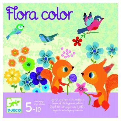 Spil - Flora color - Djeco