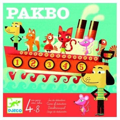 Spil - Pakbo - Djeco