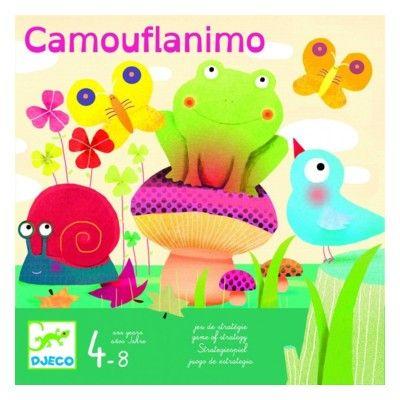 Spil - Camouflanimo - Djeco