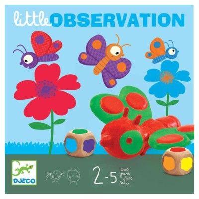 Spil - Little observation - Djeco